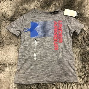 Under Armour Boys' T-Shirt (PM1625)